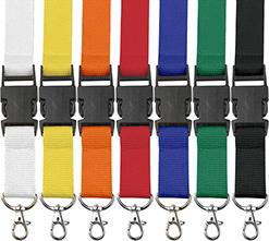 csattos nyakpánt passztartó több színben