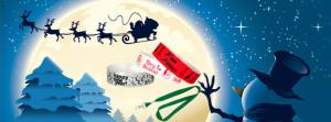 karácsonyi nyakpántok és karszalagok