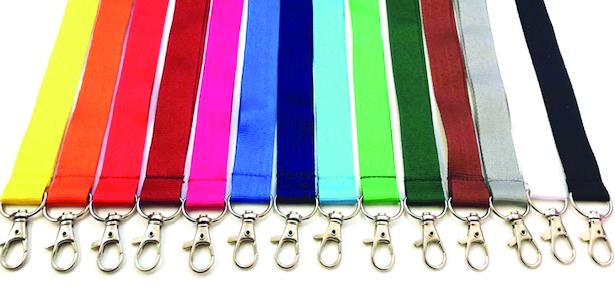 színes nyakpántok